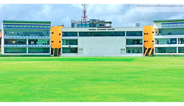 Sri Lanka News for Uncertain future for Galle International Cricket Stadium