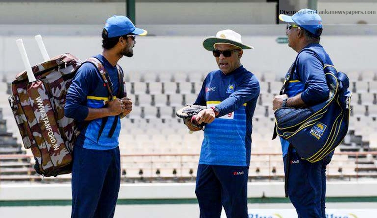 Sri Lanka News for No escape as Chandimal, Coach and Manager receive further sanctions