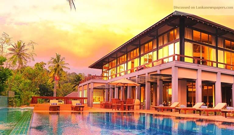 hotels in sri lankan news