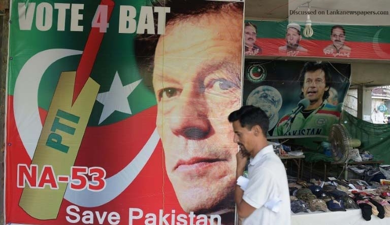 Sri Lanka News for Imran Khan's party begins coalition talks as rivals plan protests