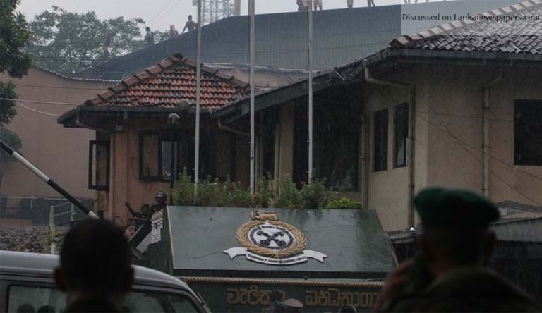 Sri Lanka News for Welikada Prisons intelligence disbanded