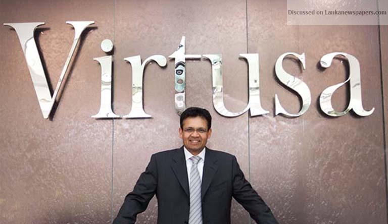 Sri Lanka News for Virtusa's Kris Canekeratne selected as EY Entrepreneur of The Year® 2018 award winner in New England regional finals