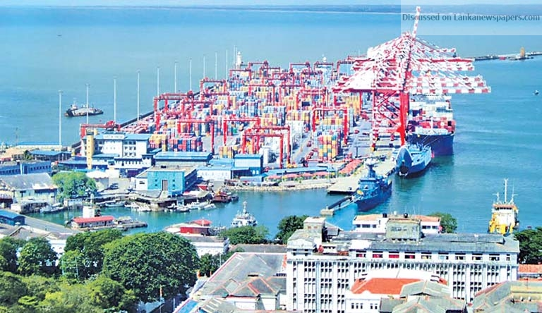 Sri Lanka News for Port of Colombo running out of capacity, urgent measures needed to fix it by 2019: Maersk Line