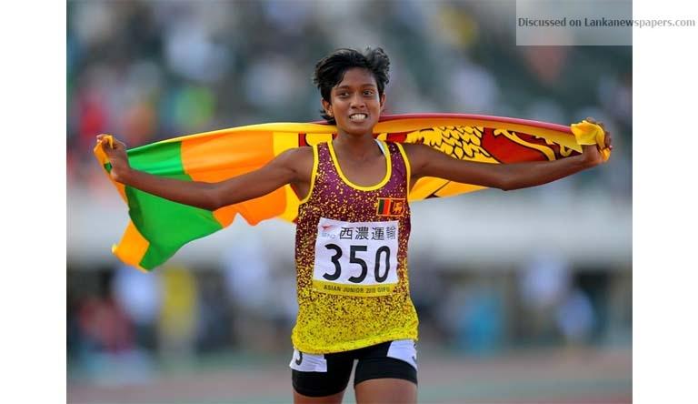 Sri Lanka News for Four Lankan athletes qualify for Youth Olympics