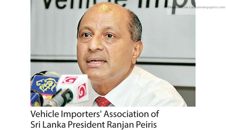Sri Lanka News for Euro Four standard regulations expected to negatively impact Indian vehicle imports