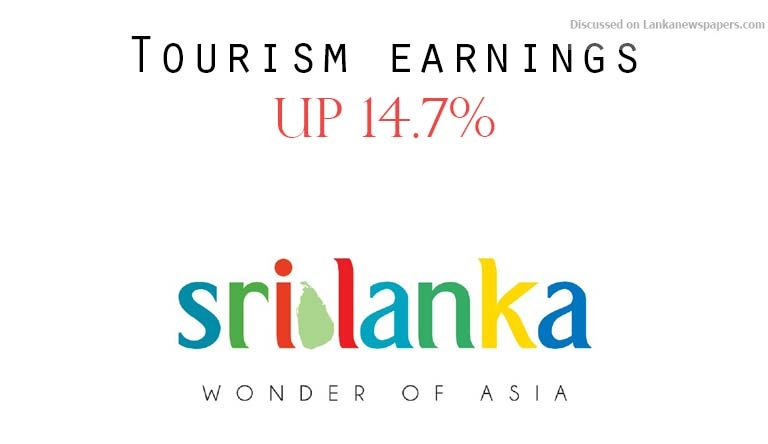 Sri Lanka News for Tourism earnings up 14.7% Jan-May Forex income hits US$ 1.8B
