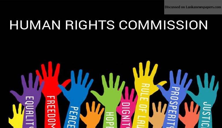 HRC in sri lankan news