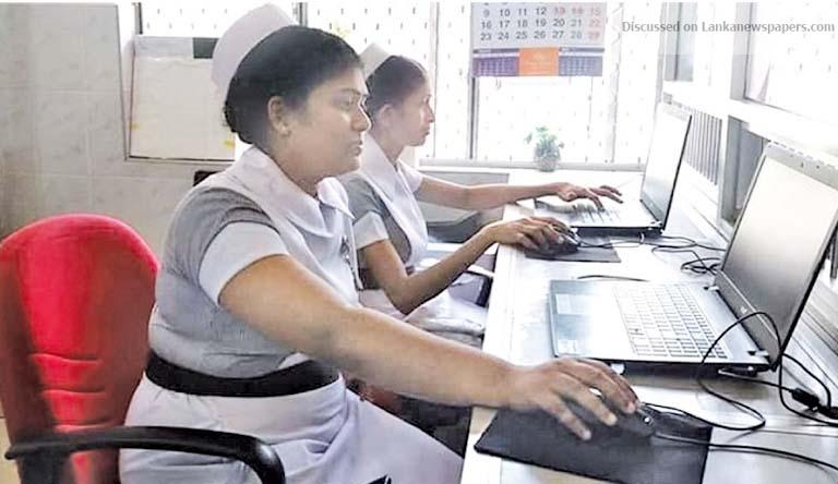 ICTTT in sri lankan news