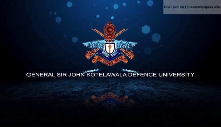 Sri Lanka News for KDU asks Rs. 6 mn from SAITM students