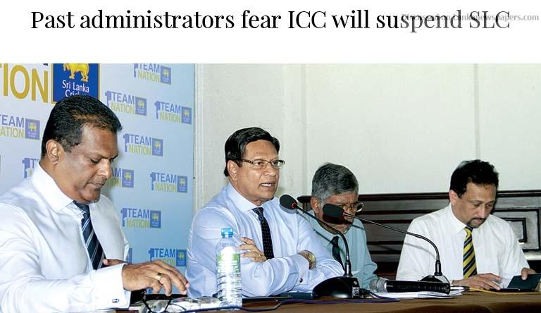 SLC in sri lankan news