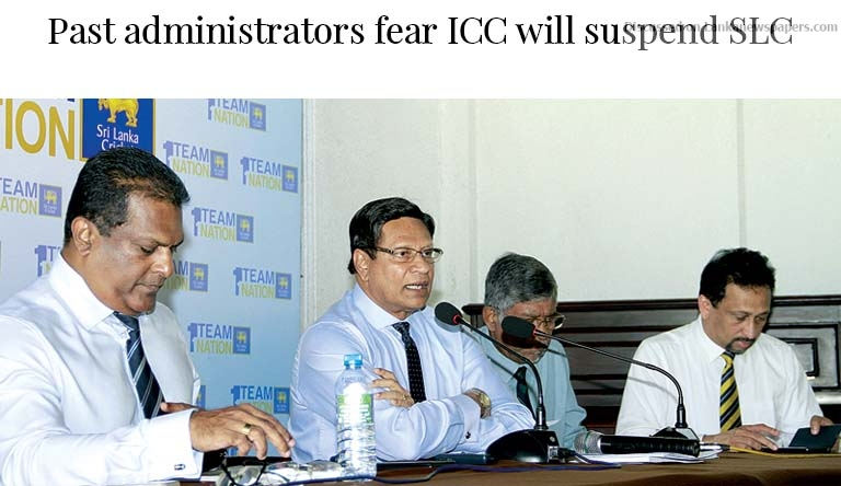 Sri Lanka News for Past administrators fear ICC will suspend SLC