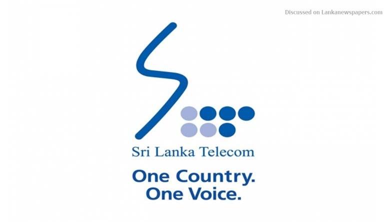 SLT in sri lankan news