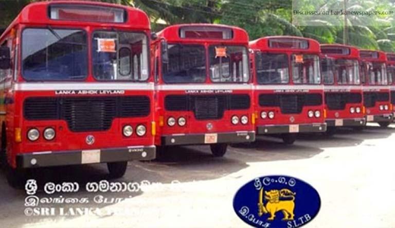 SLTb in sri lankan news
