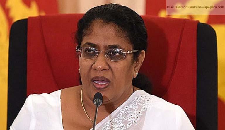 Sri Lanka News for Prisons Police has been set up -Thalatha