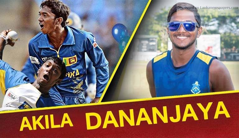Sri Lanka News for Dananjaya to unleash deadly carrom ball soon