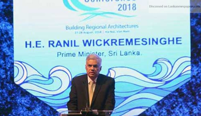 Sri Lanka News for Indian Ocean is the 'Ocean of the Future' – PM