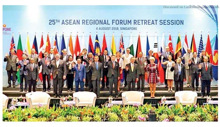 Sri Lanka News for Marapana leads Lankan delegation at 25th ASEAN Regional Forum