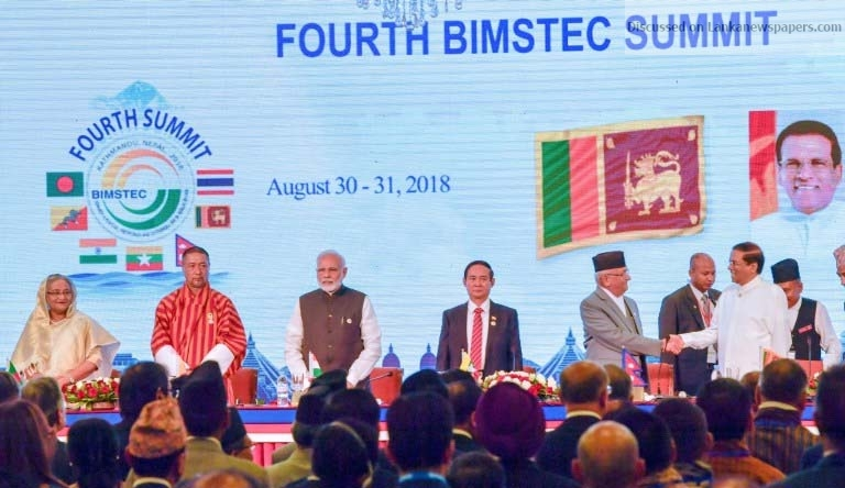 bimstec in sri lankan news