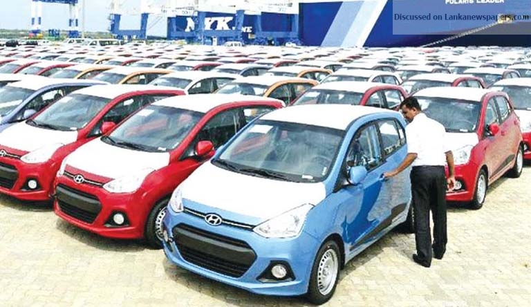 Sri Lanka News for WHY TAXES ON SMALLER CARS WERE HIKED?