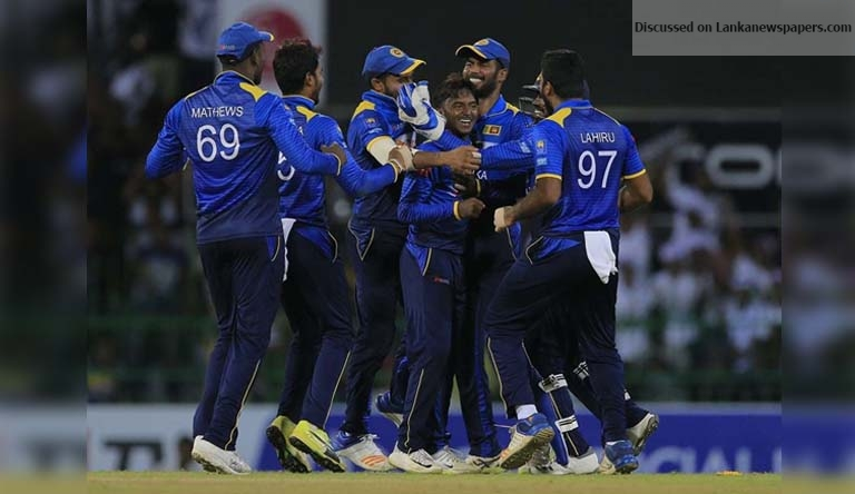 Sri Lanka News for Dananjaya's six wickets hand Sri Lanka 178-run victory