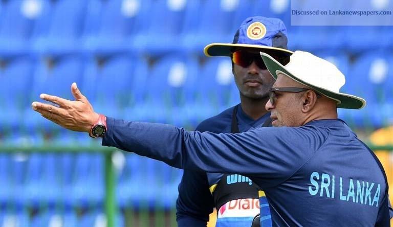 Sri Lanka News for Sri Lanka seek best combination and 'continuity' in ODIs