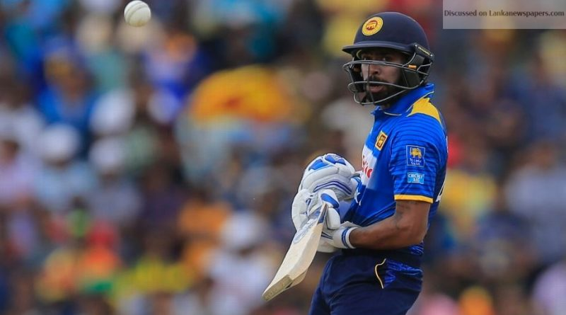 Sri Lanka News for 'We were a bunch of school kids when it came to today's fielding' – Mathews