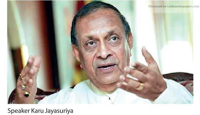 Sri Lanka News for Decision on Opp. leader this week