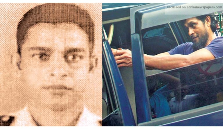 Sri Lanka News for Suspect alleged to have fled country with Admiral's help arrested in Colombo
