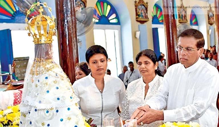 Sri Lanka News for MADHU;DECLARED SACRED AREA