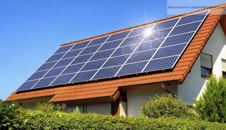 Sri Lanka News for Government to provide solar-powered houses to Sri Lankan repatriates