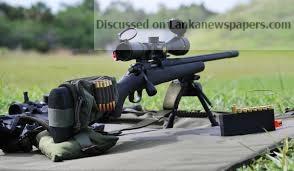 Sri Lanka News for Police sniper gun goes missing – UPFAMP