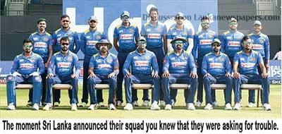 Sri Lanka News for World's most boring cricket team