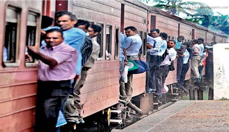 Sri Lanka News for On The Slow Track: Railways Lag Behind