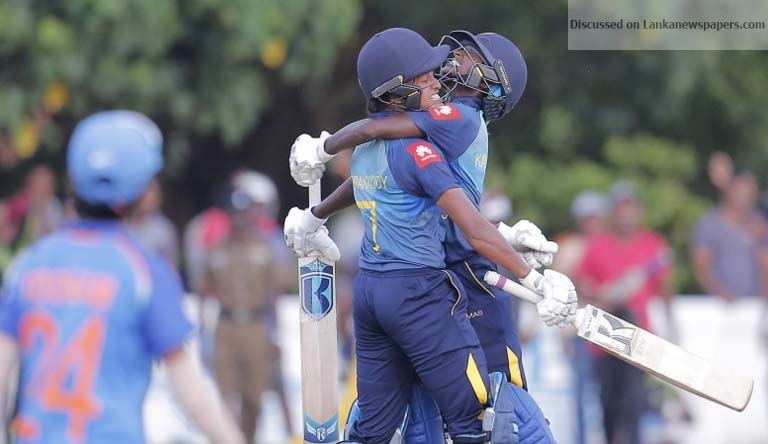Sri Lanka News for Indian nationals ask to leave venue during women's ODI: Sri Lanka Cricket official