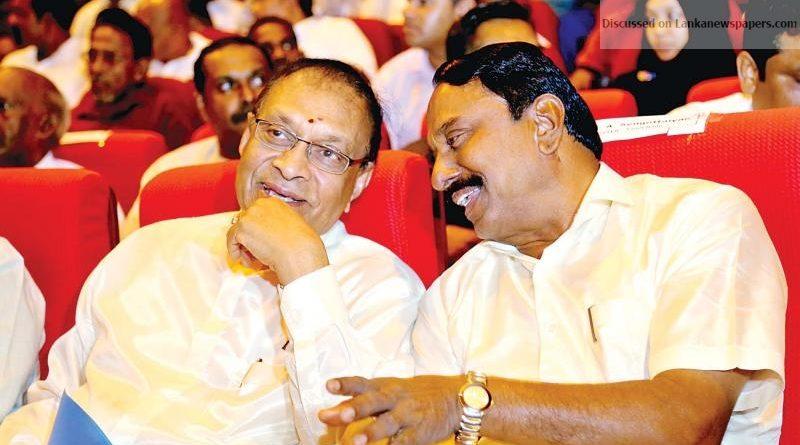 Sri Lanka News for Speaker promises new era of Sri Lanka-Tamil Nadu ties