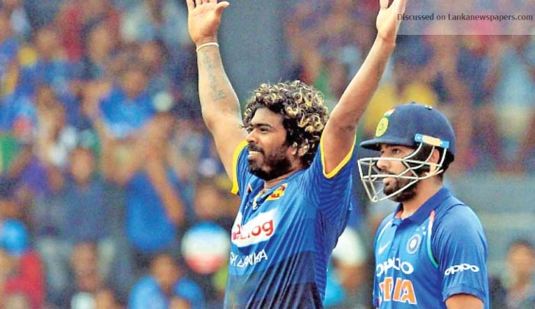 Sri Lanka News for Has line of thinking on Malinga changed?