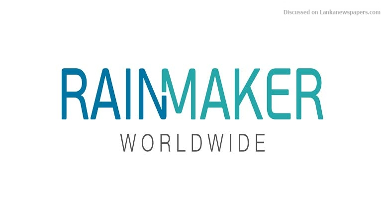 Sri Lanka News for Rainmaker Worldwide delivers its first Air-to-Water unit to Sri Lanka to assist with water crisis in drought prone country