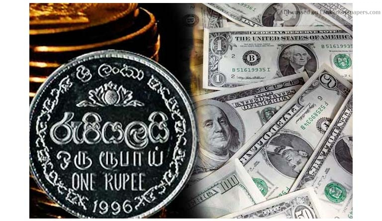 Sri Lanka News for Sri Lankan rupee pulls back from record low after cenbank intervention
