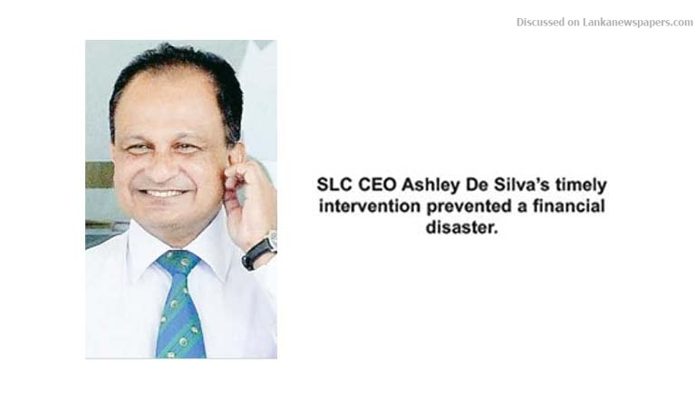 Sri Lanka News for SLC Chief Finance Officer says his e-mail was hacked