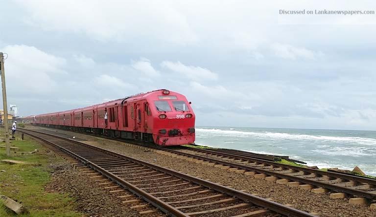 Sri Lanka News for Train fares hiked