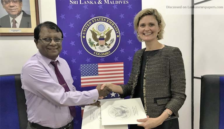 Sri Lanka News for U.S. Embassy Partners with Matara Chamber of Industry and Commerce to Launch American Corner