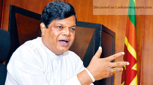 1526273707 Arjuna Mahendran is behind Sri Lanka Singapore FTA Bandula Gunawardana B 1 in sri lankan news