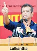 Sri Lanka News for JVP calls for dissolving parliament