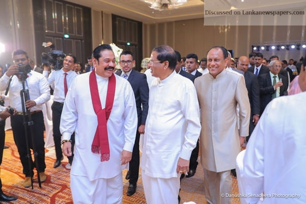 Sri Lanka News for Desperate Attempts To Retain Presidency After 2020: President Turns To JO With A Proposal For MR-led 'Caretaker Government'
