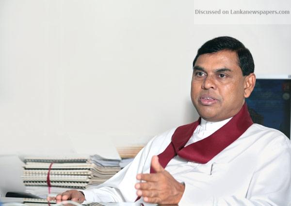 Sri Lanka News for Sri Lanka's ex-minister Basil gets bro's nod for presidential nomination