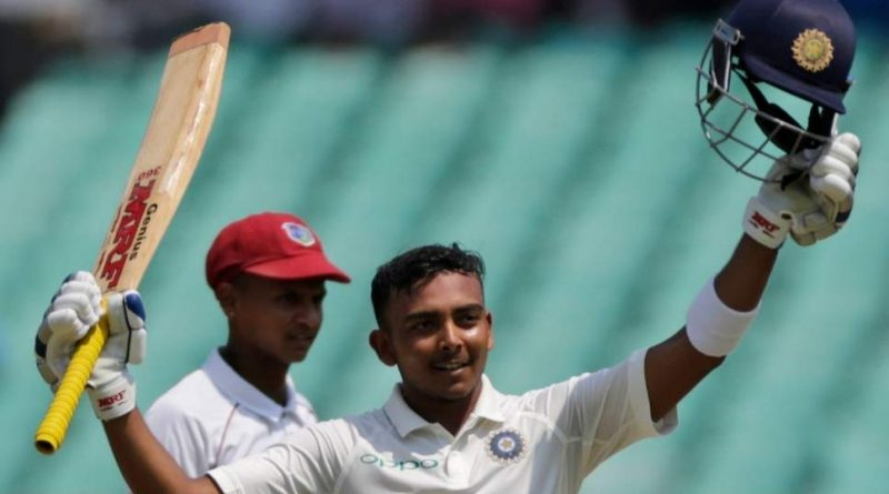Sri Lanka News for Prithvi Shaw: Have India found the next Sachin Tendulkar?