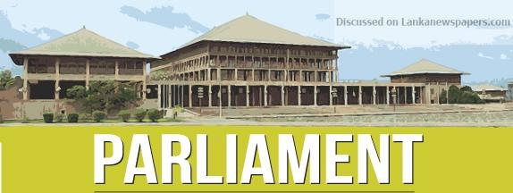 Sri Lanka News for Parliament