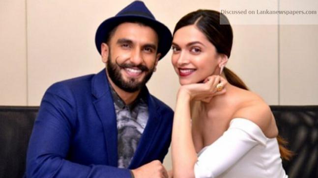 Sri Lanka News for Ranveer Singh and Deepika Padukone wedding pushed to early 2019?