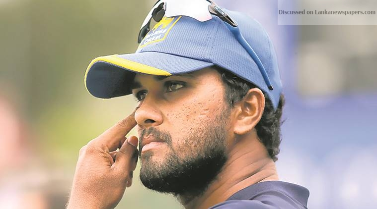 Sri Lanka News for Our situation similar to England's after 2015 World Cup – Chandimal