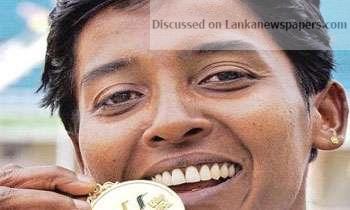Sri Lanka News for Asian medalist Sriyani Kulawansa embroiled in degree dispute